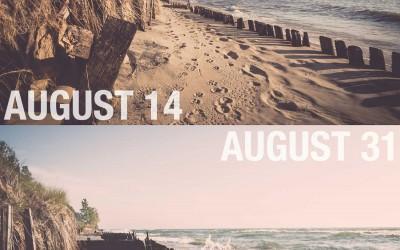 SEAWALLS: 8.31.2014 COMPARISON